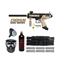 Tippmann Cronus Paintball Marker Gun Player Package