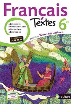 Terre Des Lettres 6e
