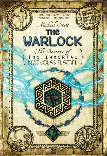 The Warlock (The Secrets of the Immortal Nicholas Flamel,#5)