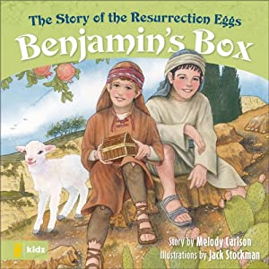 """Cover of """"Benjamin's Box: The Story of th..."""