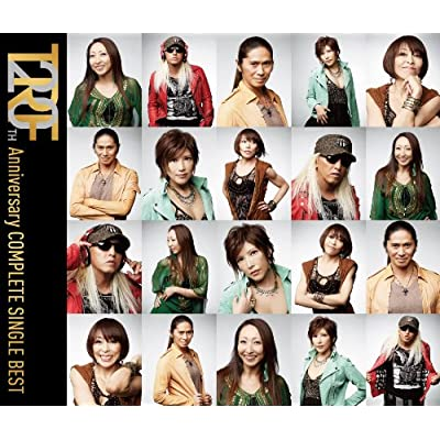 TRF 20TH Anniversary COMPLETE SINGLE BEST をAmazonでチェック!