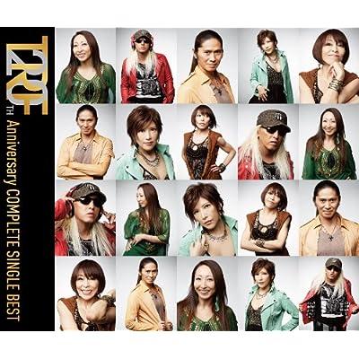 TRF 20TH Anniversary COMPLETE SINGLE BEST をAmazonでチェック!