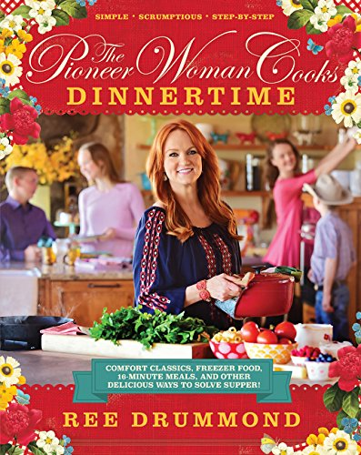 Ree Drummond - The Pioneer Woman Cooks epub book