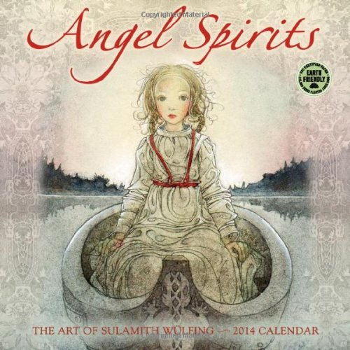 Angel Spirits 2014 Calendar