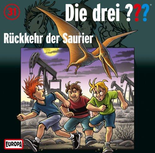 Die drei ??? Kids (31) Rückkehr der Saurier (Europa)