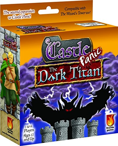 Castle Panic Expansion Dark Titan