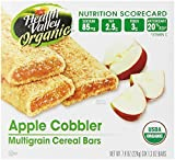 Health Valley Cobbler Cereal Bars, Apple, 6 Count