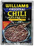 Williams Chili Seasoning Mix, 1-Ounce Packets (Pack of 24)