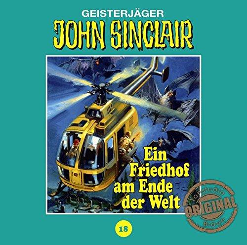 John Sinclair (18) Ein Friedhof am Ende der Welt (Teil 2/3) (Jason Dark) Tonstudio Braun / Lübbe Audio 2016