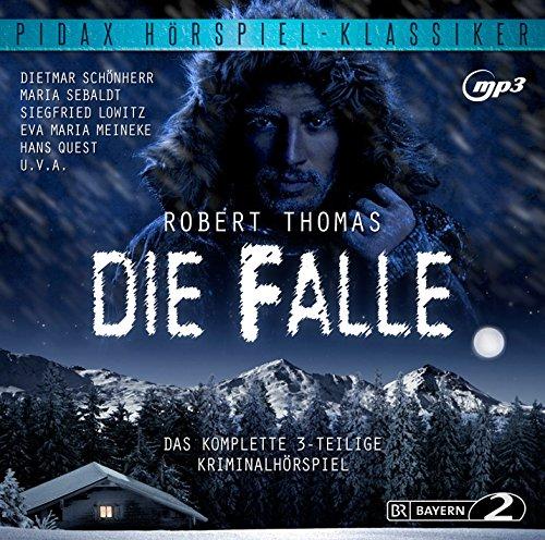 Pidax Hörspiel-Klassiker - Die Falle (Robert Thomas) BR 1960 / Pidax 2015