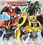 Transformers - Robots in Disguise 2017 Calendar