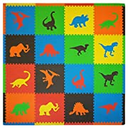 Tadpoles Dino Playmat Set
