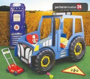 Kinderbett junge traktor  Traktorbett Ratgeber & Shop - Traktorbetten.de
