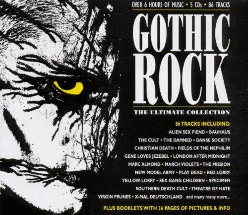 Pequeñas canciones grandes -  Gothic Rock