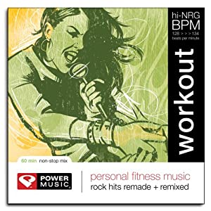 Rock Mix Workout 2