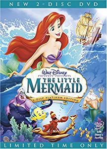 "Cover of ""The Little Mermaid (Two-Disc Pl..."