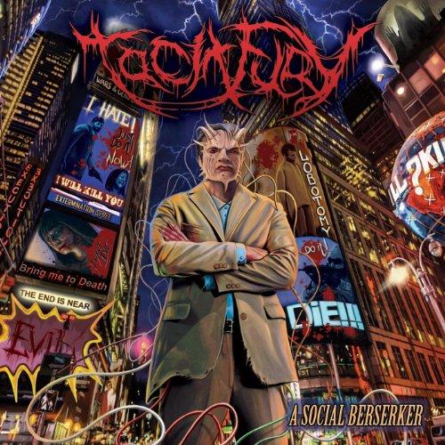 Tacit Fury-A Social Berserker-DIGIPAK-CD-FLAC-2014-DeVOiD Download