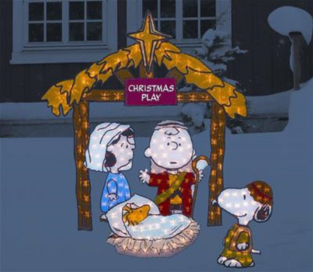 Charlie Brown Christmas Manger Pictures Desktop
