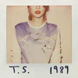 taylor swift, 1989, february playlist, music