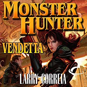 Monster Hunter Vendetta Audiobook