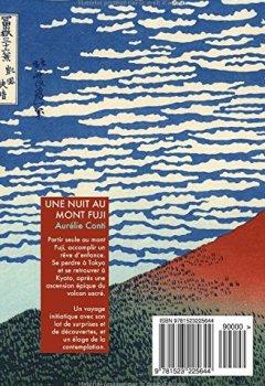 Livres Couvertures de Une nuit au mont Fuji