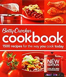 cover of Betty Crocker cookbook