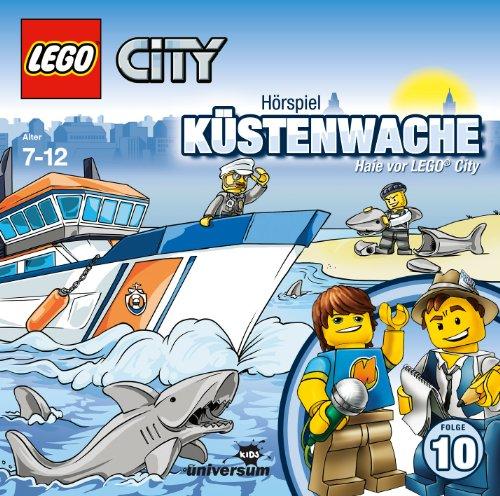 Lego City (10) Haie vor Lego City (Universum)