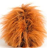 Buytra Cat Halloween Costume Pet Clothes Lion Mane Wig [Misc.]