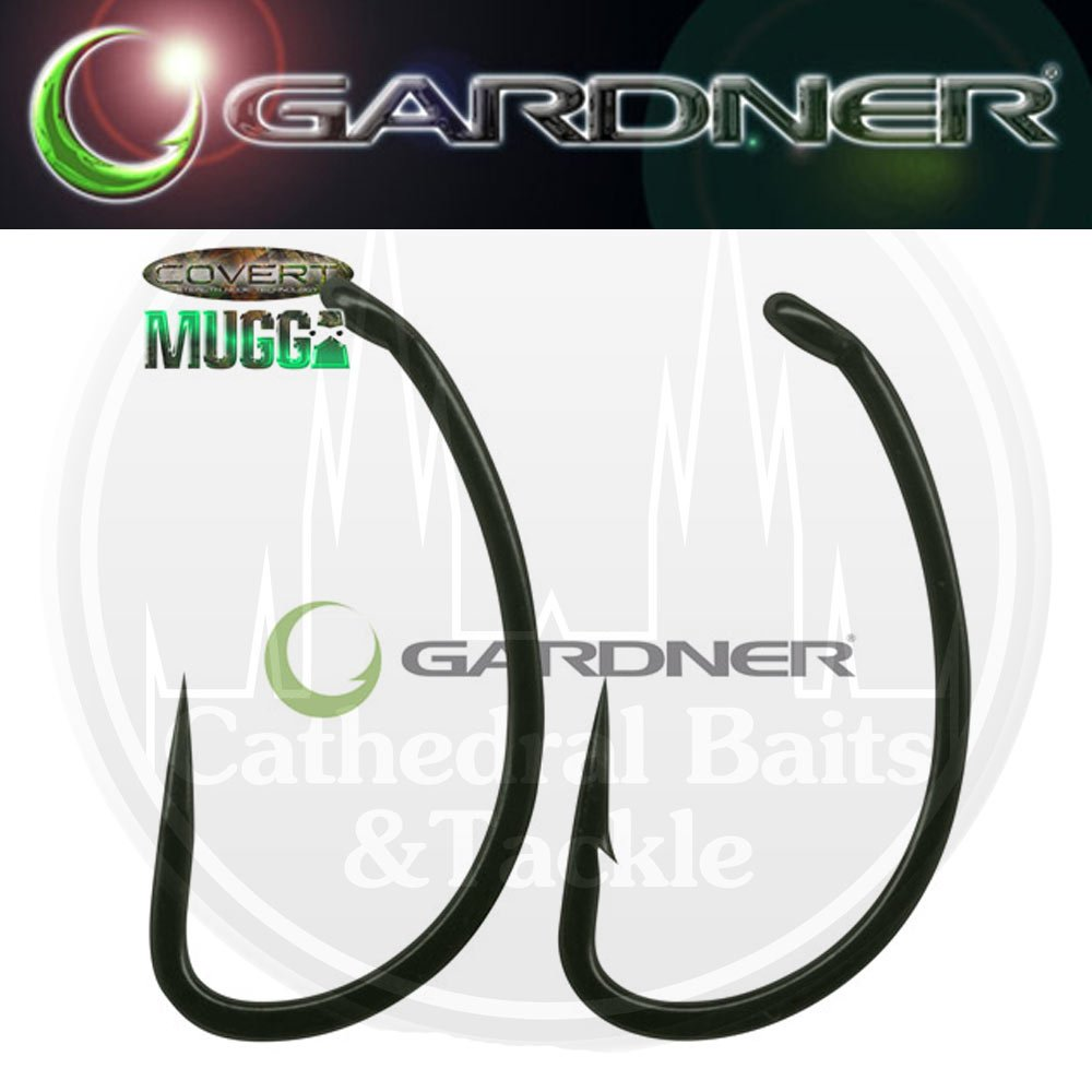 Gardner Muga Hooks For Zig Fishing