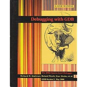 gnu gdb book