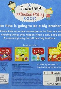 Livres Couvertures de I'm a New Big Brother: A Pirate Pete book