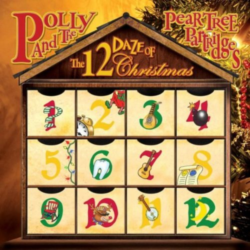 Polly And The Pear Tree Partridges-The 12 Daze Of Christmas-CD-FLAC-2012-FORSAKEN Download