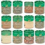 Simply Organic Starter Spice Gift Set