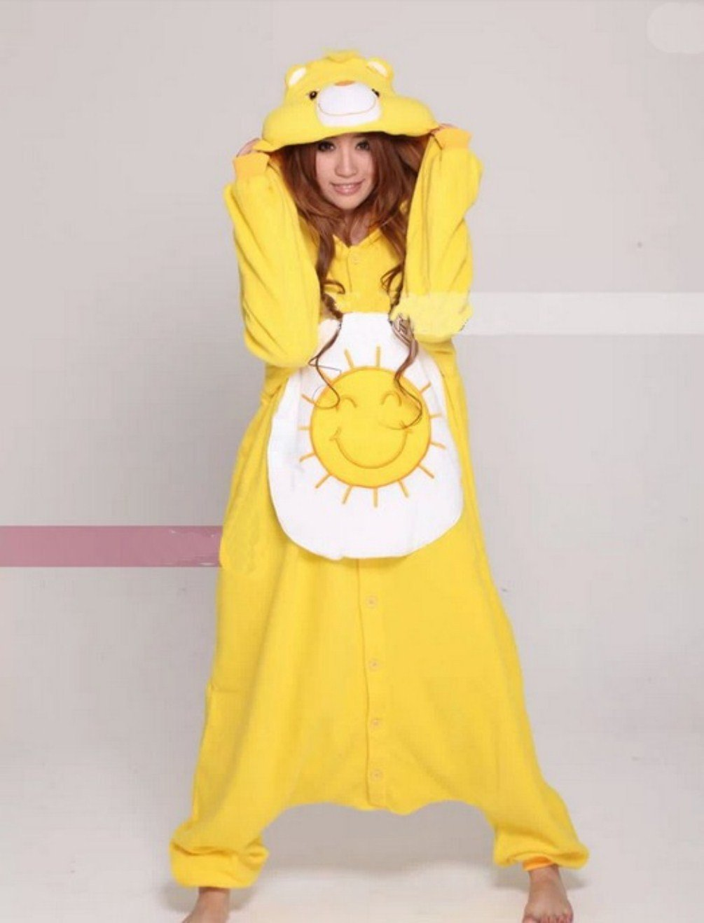 Funshine Bear Care Bears Costume Kigu