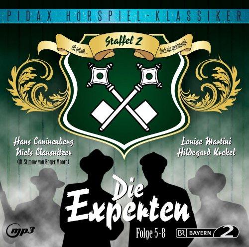 Die Experten – Staffel 2 (pidax)