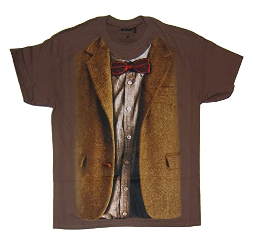 Doctor Who 11th Doctor Costume T-shirt (Medium)
