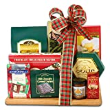 Elf Snacks Christmas Cheese Board Gift Assortment