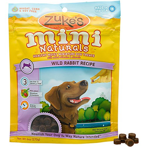 Zuke's Mini Naturals Healthy Moist Training Treats