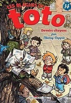 Les Blagues De Toto, Tome 14 : Devoirs Citoyens