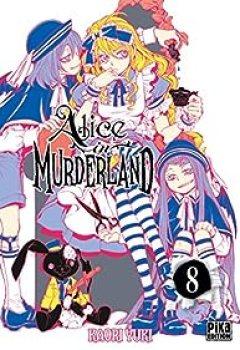 Livres Couvertures de Alice In Murderland, Tome 8