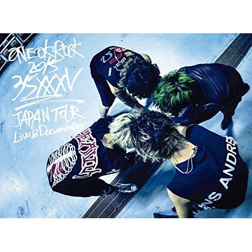 """ONE OK ROCK 2015 """"35xxxv"""