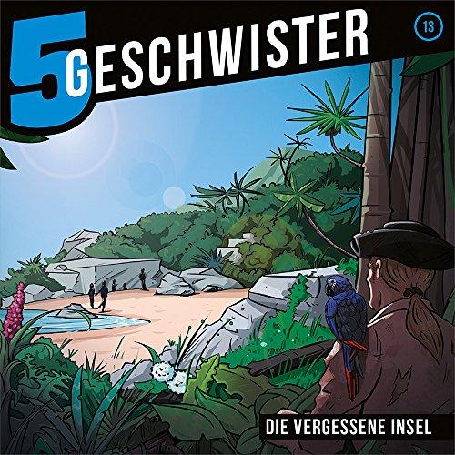 5 Geschwister (13) Die verlassene Insel