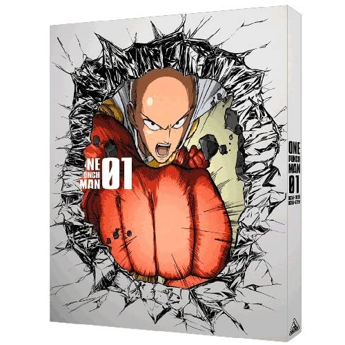 ワンパンマン 1 (特装限定版) [Blu-ray]