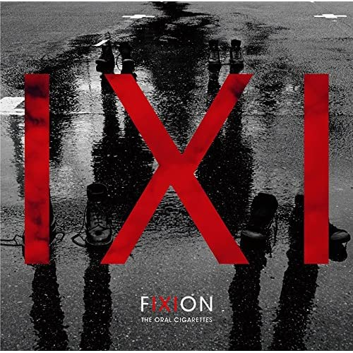 FIXION 初回盤をAmazonでチェック!