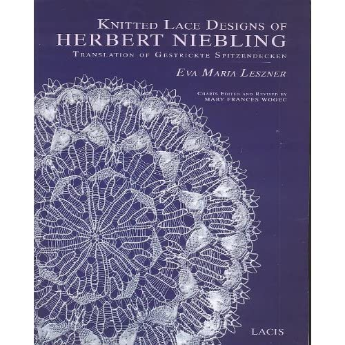 The Knitted Lace Designs of Herbert Niebling