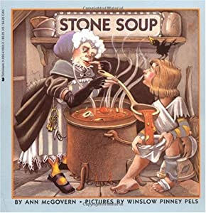 "Cover of ""Stone Soup"""