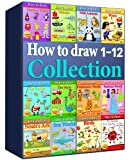how to draw collection 1-12 (over 400 pages) (how to draw collcetions)