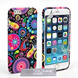 Yousave Accessories iPhone 6 Plus Case Jellyfish Silicone Gel Cover