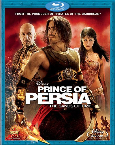 Prince of Persia: The Sands of Time [Blu-ray]-Walt Disney Pictures