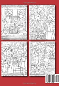 Telecharger Little Red Riding Hood A Fairy Tale Coloring